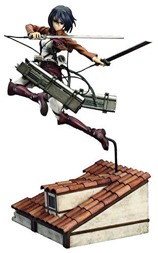 Attack On Titan Mikasa 1/8 Scale PVC Figure DX Version