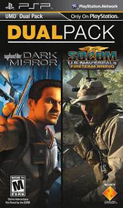 SOCOM U.S / Syphon Filter Dark Mirror Dual Pack
