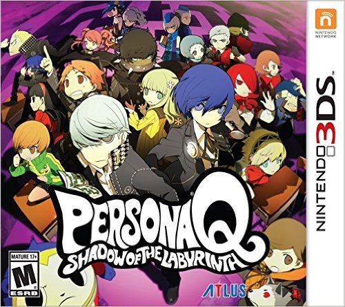 Persona Q: Shadow of Labyrinth