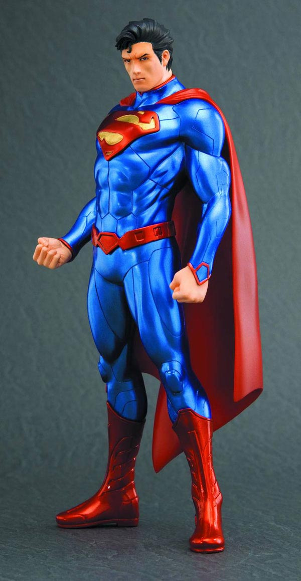 DC Comics Superman ArtFX+ Statue New 52 Version