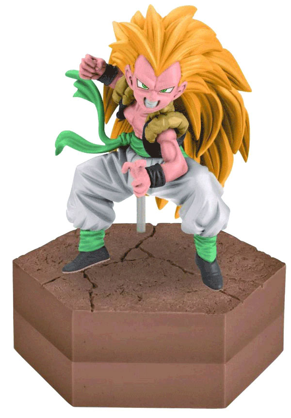 Dragon Ball Z: DXF Figure Collection Gotenks