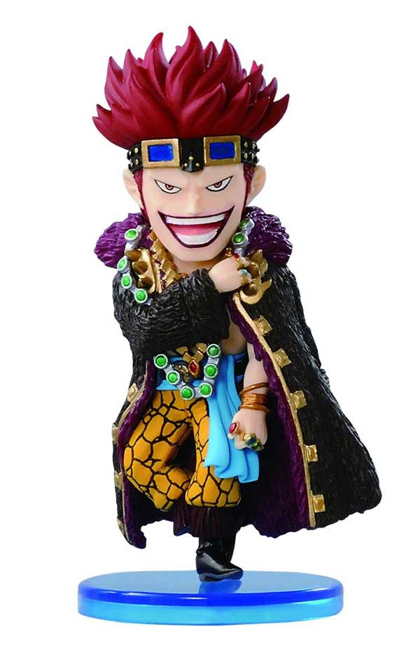One Piece World Collectible Figures 15th Edition Kid