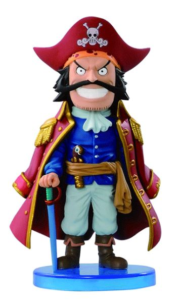 One Piece World Collectible Figures 15th Edition Roger