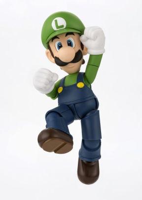 Super Mario Bros Luigi S.H. Figuarts Action Figure