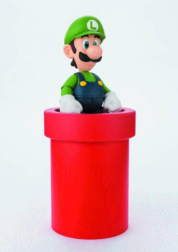 Super Mario Bros Figuarts Diorama Playset C