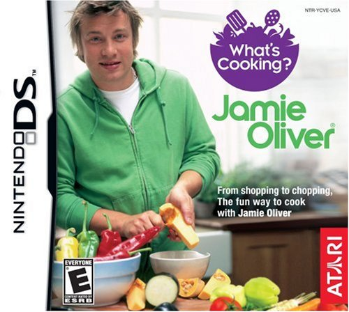 What's Cooking? with Jamie Oliver