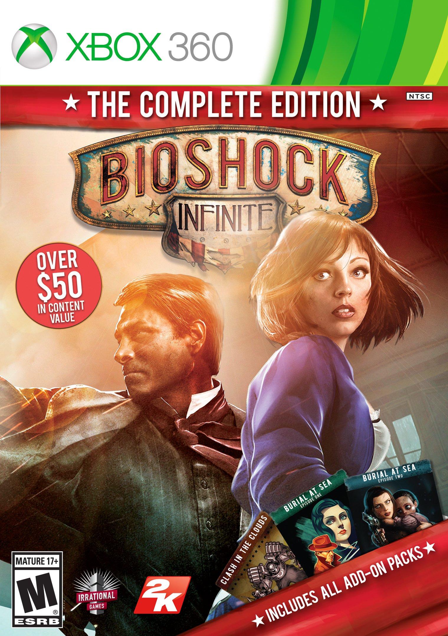 Bioshock Infinite Complete Edition