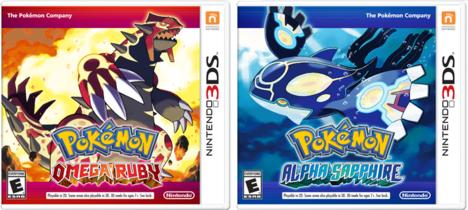 Pokemon Omega Ruby & Pokemon Alpha Sapphire Official Hoenn Region Guide