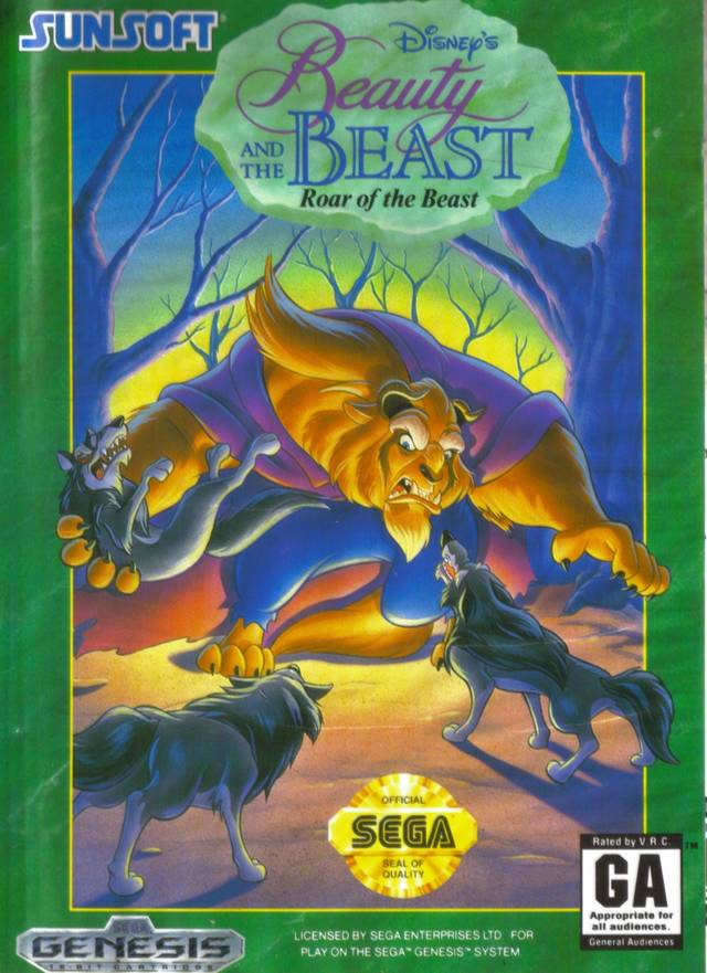 Beauty & the Beast: Roar of the Beast