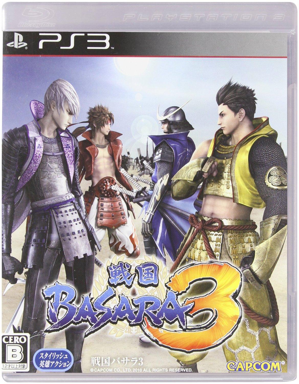 Sengoku Basara 3 Samurai Heroes