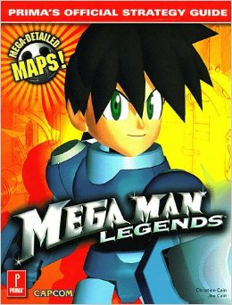 Mega Man Legends Prima's Official Strategy Guide