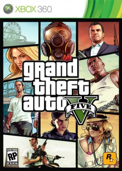 Grand Theft Auto V Collector's Edition