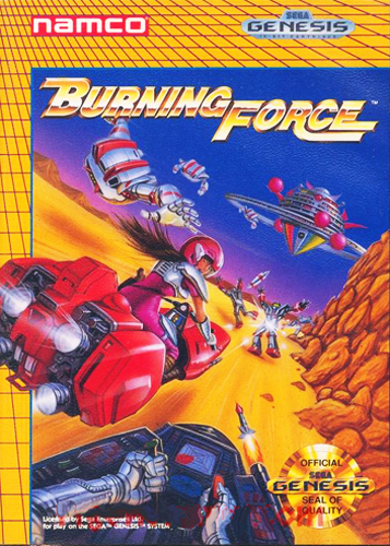 Burning Force