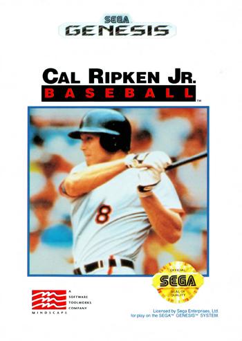 Cal Ripken Jr. Baseball