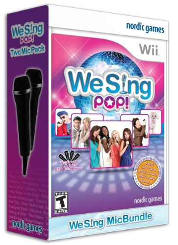 We Sing Pop! Two Mic Pack
