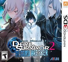 Shin Megami Tensei: Devil Survivor 2 Record Breaker Launch Edition
