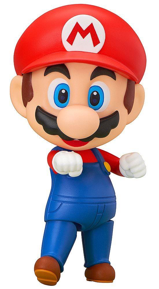 Super Mario Bros. Mario Nendoroid