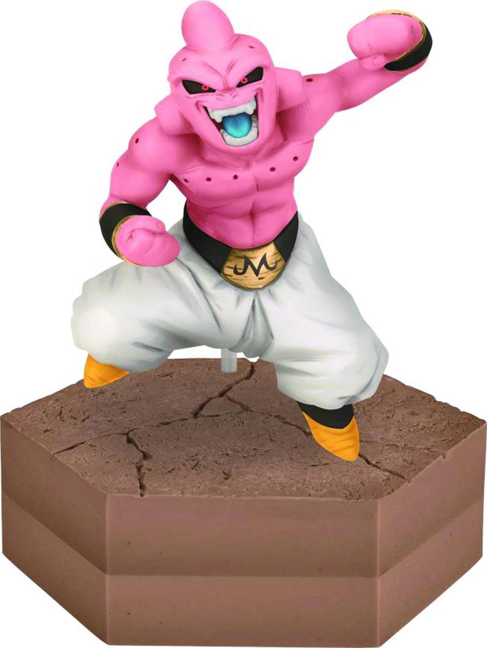 Dragon Ball Z: DXF Majin Boo Pure Figure