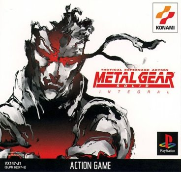 Metal Gear Solid Integral