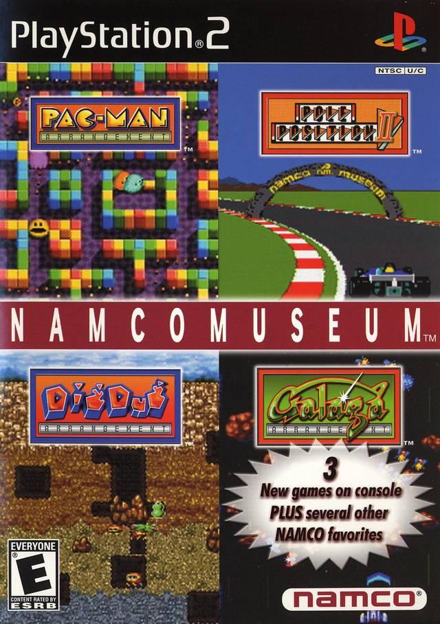 Namco Museum Encore