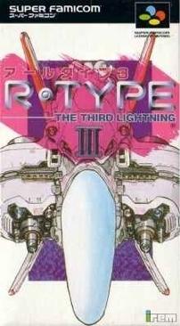 R-Type III The Third Lightning