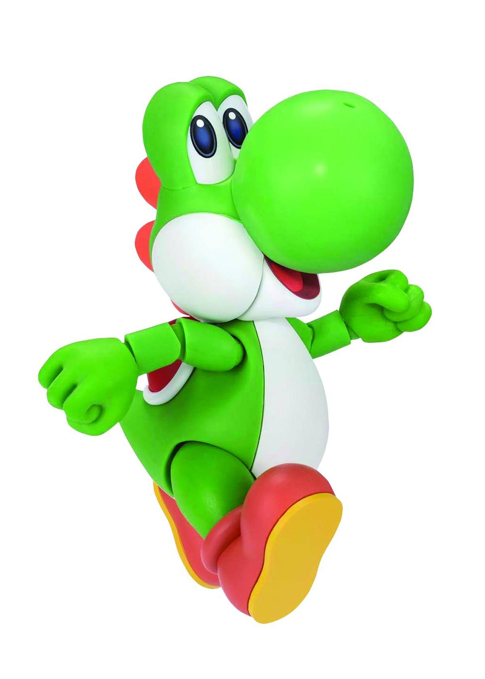 Super Mario Bros Yoshi S.H.Figuarts Action Figure