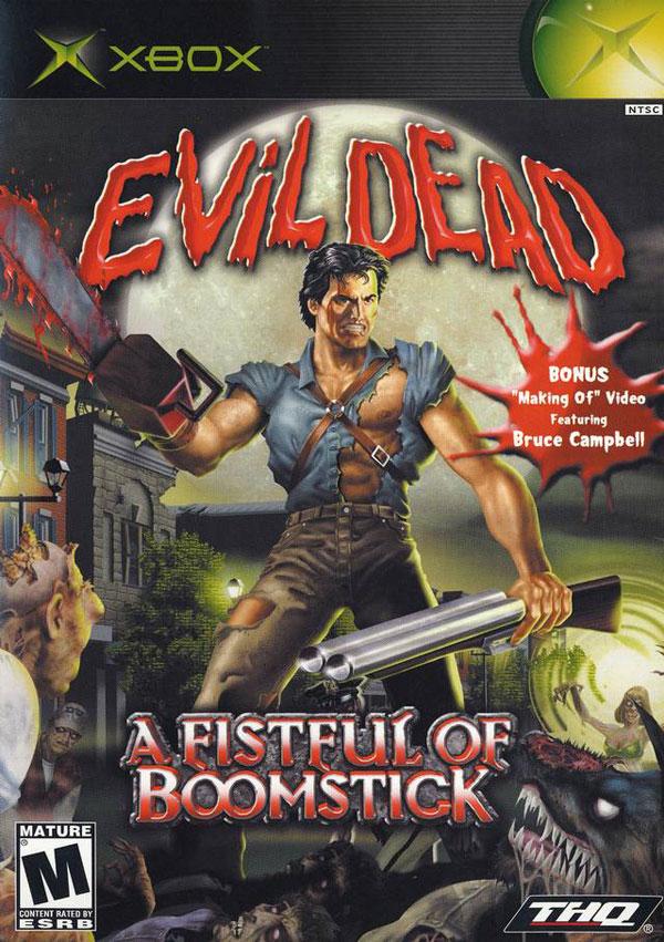 Evil Dead: Fistful of Boomstick