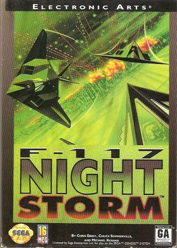 F-117 Night Storm