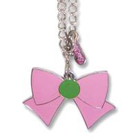 Sailor Moon Sailor Jupiter Ribbon Necklace
