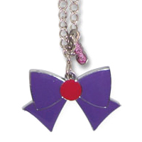 Sailor Moon Sailor Mars Ribbon Necklace