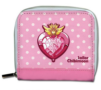 Sailor Moon Chibi Moon Compact Girls Wallet
