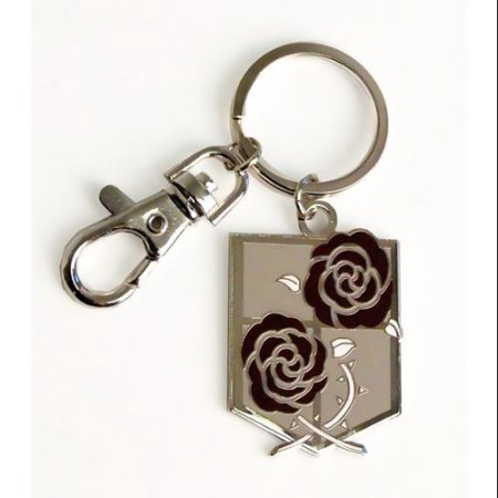 Attack on Titan: Garrison Regiment Metal Keychain