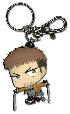 Attack on Titan SD Jean PVC Keychain