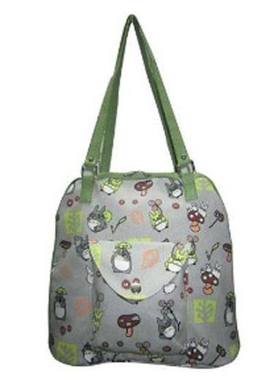 My Neighbor Totoro: Canvas Shoulder Bag