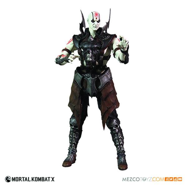 Mortal Kombat X Series 2 Quan Chi 6 Inch Action Figure