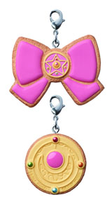 Sailor Moon 2 Piece Patisserie Cookie Charm