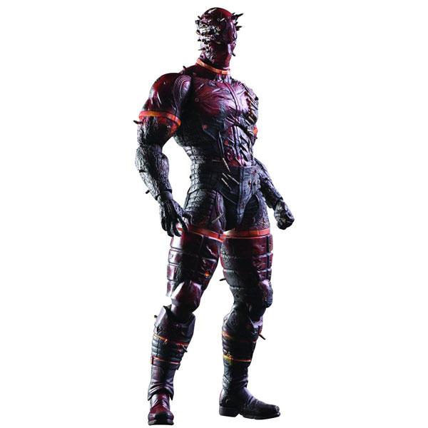 Metal Gear Solid Phantom Pain: Kai Man On Fire Action Figure