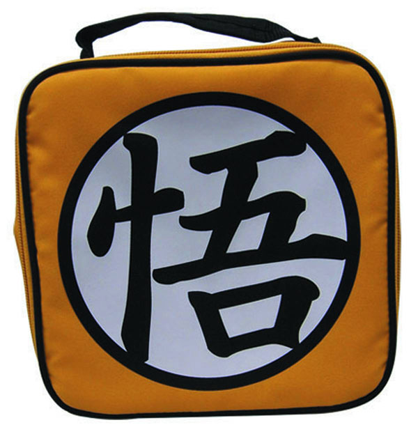 Dragon Ball Z Goku Symbol Lunch Bag