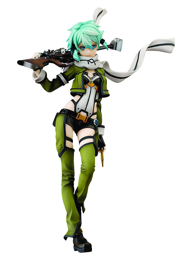 Sword Art Online II Sinon 1/7 PVC Figure