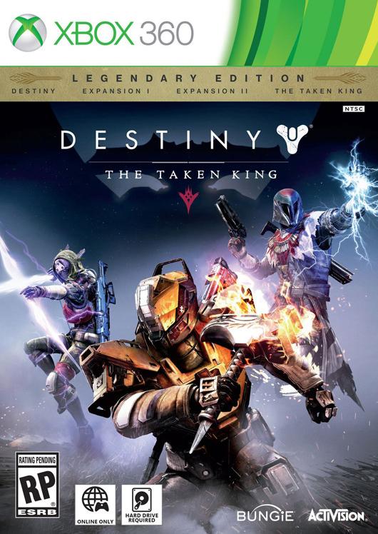 Destiny: The Taken King Legendary Edition