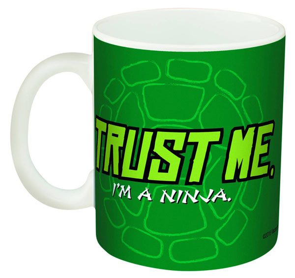 Teenage Mutant Ninja Turtles 11.5oz Ceramic Mug