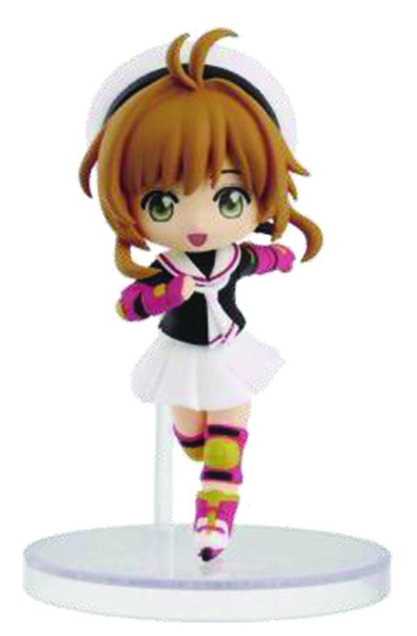 Cardcaptors GM School Uniform Sakura Figure
