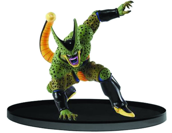 Dragon Ball Z Sculture Big Budokai Volume 6 Cell 2nd Form Figure