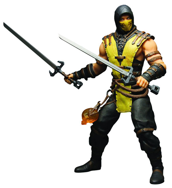 Mortal Kombat X Scorpion 12