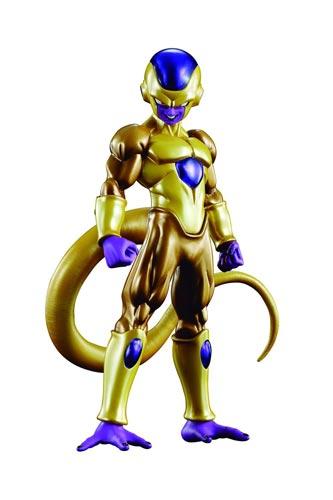 Dragon Ball: Dimension of Dragonball Z Golden Freeza PVC Figure