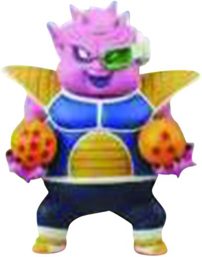 Dragon Ball Z World Collectible Figures Freiza Dodoria Figure