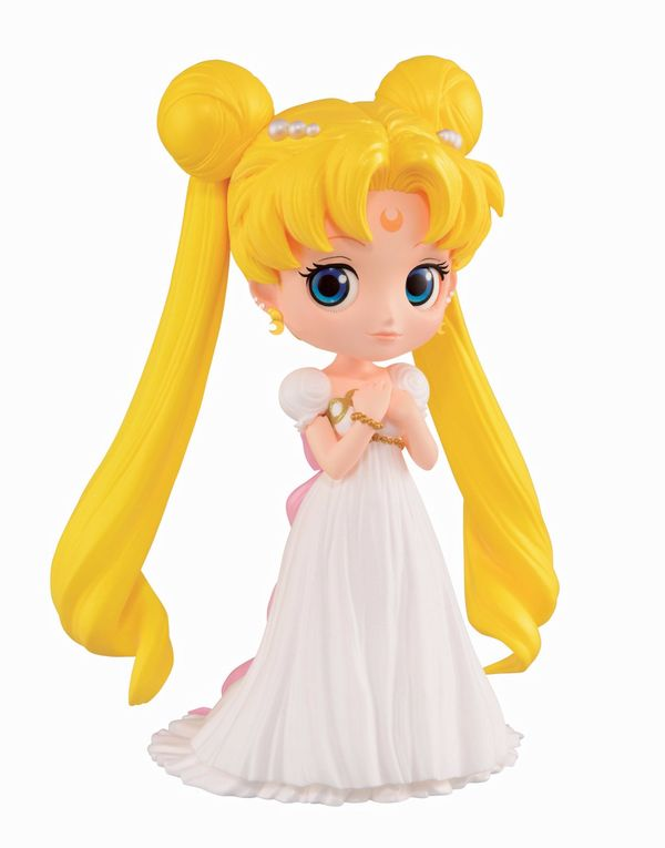Sailor Moon Q-Posket Princess Serenity Figure