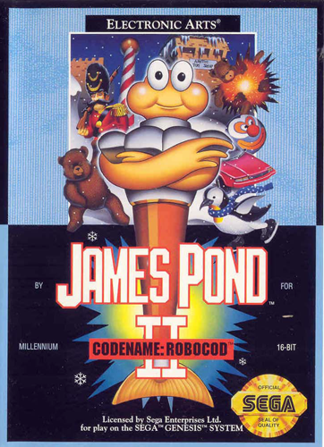 James Pond II Codename: Robocod
