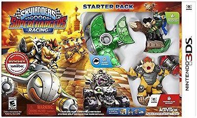 Skylanders SuperChargers Starter Pack
