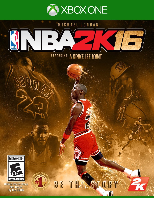 NBA 2K16: Michael Jordan Special Edition